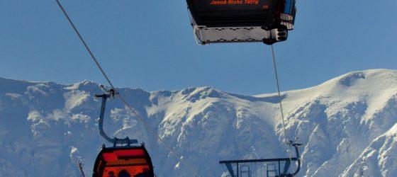 station de ski jasnà slovaquie