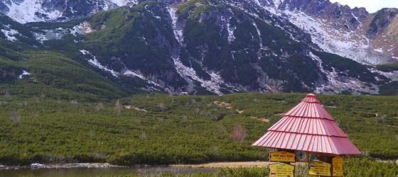 Trekking y senderismo en Eslovaquia